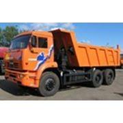 Самосвал КАМАЗ 6520