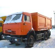 КамАЗ-53229 - Самосвал с трехсторонней разгрузкой фото