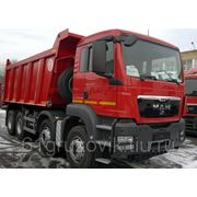 Самосвал MAN TGS 41.390 8x4 BB-WW