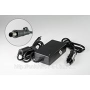 19V -> 4.74A Автоадаптер в машину для ноутбука HP Compaq nx6110 nx7300 nx7400 Presario CQ40 CQ45 CQ50 Pavilion фото