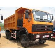 Самосвалы North Benz 2534AKZ 6x6