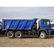 Самосвал MAN TGS 40.390 6x4 BB-WW