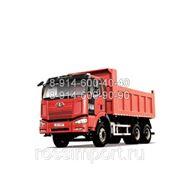 Самосвал FAW J6 6x4 фото