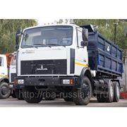 МАЗ 452831-10 зерновоз 3-х сторонний фото