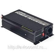 Автомобильный инвертор 24V 1200 Ватт фото