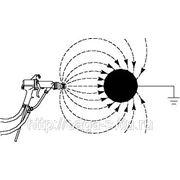 Аппарат распыления в электростатическом поле Electrostatic Sprayi фото