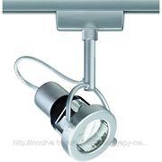 Светильник для шинной системы Paulmann U-RAIL Ring ESL 1x11W GU10 230V титан, 96859 фото