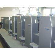 Печатная машина HEIDELBERG SPEEDMASTER XL 75 - 5 - L фото