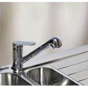 Alveus Murano смеситель для кухни с выдвижным изливом фото