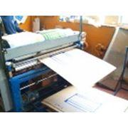 Оборудование для флексографической печати фото