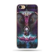 Чехол силиконовый Slim Print для iPhone 7 Space Cobra фото