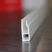 Багет стеновой ПВХ перфорированный для натяжных потолков фото