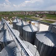 Силос модель 3, Силосы для муки, Силосы для зерна, Элеваторы и зернохранилища Турция