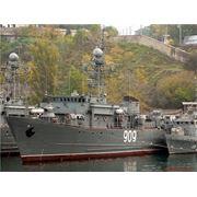Тральщик морской проекта 266МЭ фото