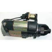 Стартер двигателя Cummins/Камминз ISBe/ISDe Камаз, Паз, Yutong 10 зубьев D=39.224V 6kW 4992135 фото