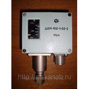 Датчик-реле давления ДЕМ-102-1-02-2 фото