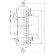 Теплообменник кожухотрубный (кожухотрубчатый) типа ККВ Пушкин Пластинчатый теплообменник Машимпэкс (GEA) LWC 100M Артём