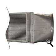 Сварные теплообменники низкотемпературные 60-450С фото