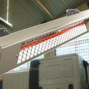 Обогреватель ROD 3000 инфракрасный электрический для отопления влажных помещений, птицеферм, свиноферм, мощность нагрева 3 киловатта фото