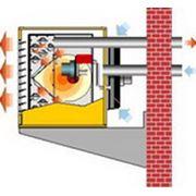 Навесные газовые воздухонагреватели
