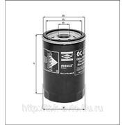 Фильтр масл. DAF OC234; OP 626/1; W 13 145/3; фото