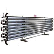Теплообменник труба в трубе модель STT фото