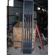 Решетка радиатора (черный пластик) Volvo FH12 фото