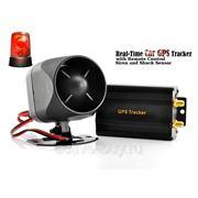 Автомобильный GPS трекер-автосигнализация фото