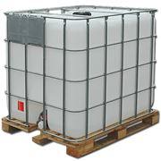 Ёмкость кубическая 1000 л. на деревянном поддоне фото