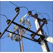 Арматура электросетей городского электротранспорта фото