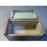 Деревянная упаковка ложементы под мерительные приборы фото