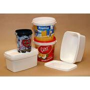 Ведро пластиковое 11 литр пищевое фото