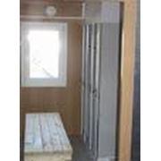 Вагон-дом сушильное помещение на 10 сушильных шкафов фото