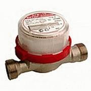Счетчик для учета горячей воды с обратным клапаном Бетар СГВ-15 фото