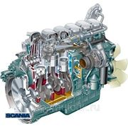 Запчасти для двигателя Scania фото