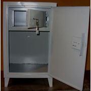 Шкаф металлический фото