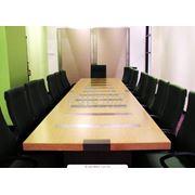 Мебель для деловых встреч переговоров фото
