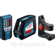 "Лазерный нивелир ""Bosch"" GLL 2-50+BM1+LR2 фото"
