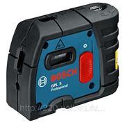 Уровень Bosch Gpl 5 professional фото