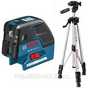 Уровень Bosch Gcl 25 professional + штатив bs 150 фото