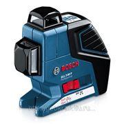 Лазерный нивелир Bosch GLL 2-80 P Set фото