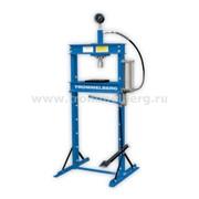 Пресс гидравлический напольный Trommelberg 20 т SD100805C фото