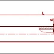 Соединительный овальный зажим СОМ-120-1 фото