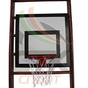 Щит баскетбольный детский навесной на гимнастическую стенку