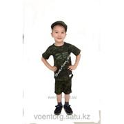Детский летний костюм фото