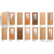 Двери межкомнатные ламинированные фото