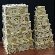 "Комплект коробок из 16шт. ""Танец цветов"" 913-062 фото"