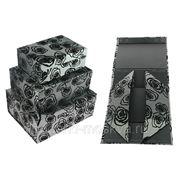 Комплект коробок из 3шт. 542-009 фото