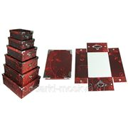 Комплект коробок из 6шт. 510-001 фото