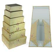 Комплект коробок из 6шт. 521-003 фото